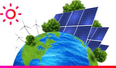 Descubre qué son las energías alternativas y todos los tipos de energías alternativas que existen.