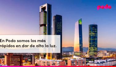 Cómo dar de alta la luz en Madrid