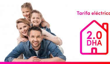 Tarifa eléctrica 2.0 DHA, descubre una de las tarifas más popular para los hogares