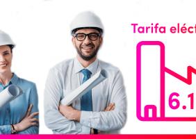Descubre las tarifas eléctricas del mercado destinadas a las empresas: tarifa eléctrica 6.1 B