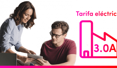 Tarifas para las pequeñas y medianas empresas: descubre la tarifa eléctrica 3.0 A