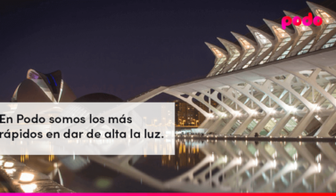 Cómo dar de alta la luz en Valencia
