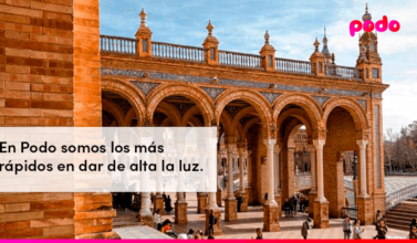 Cómo dar de alta la luz en Sevilla