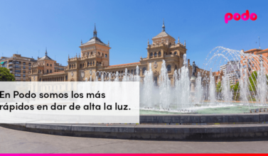 Cómo dar de alta la luz en Valladolid