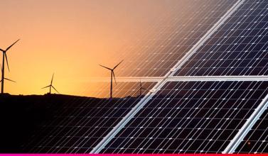 Energía 100% verde