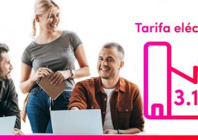 Tarifa eléctrica 3.1 A, una tarifa destinada a las pequeñas y medianas empresas