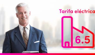 Tarifa eléctrica 6.5: una de las tarifas más potentes para tu negocio
