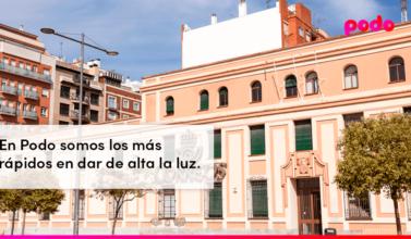 Cómo dar de alta la luz en Huelva
