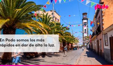 Cómo dar de alta la luz en Santa Cruz de Tenerife