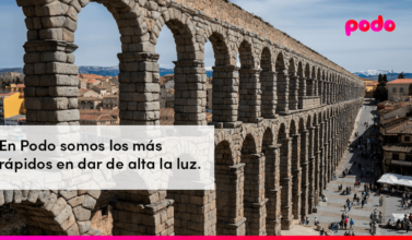 Dar de alta rápido en Segovia
