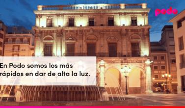 Cómo dar de alta la luz en Castellón