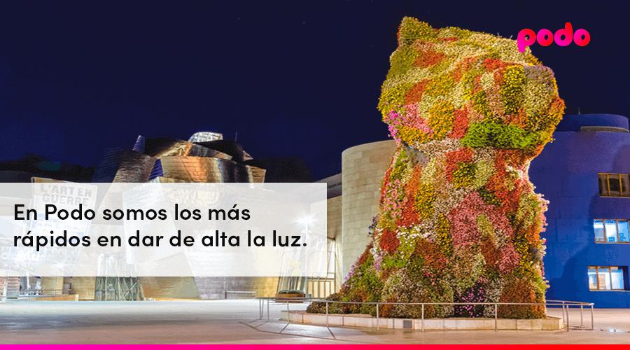 Cómo dar de alta la luz en Bilbao