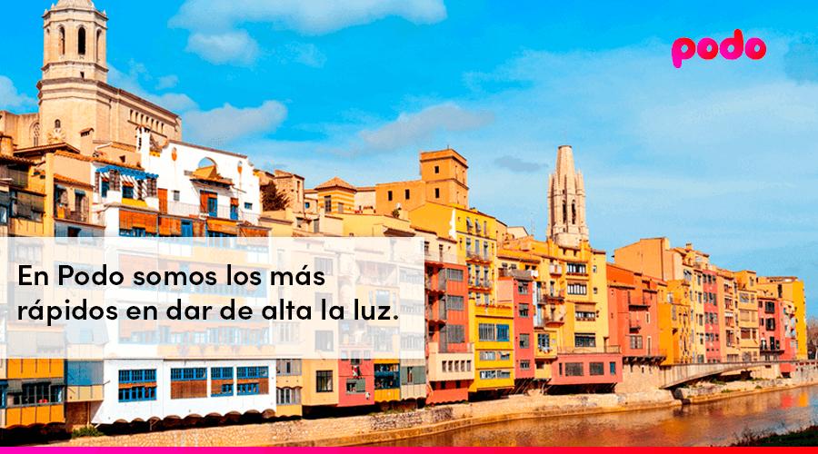Cómo dar de alta la luz en Girona