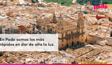 Cómo dar de alta la luz en Jaén