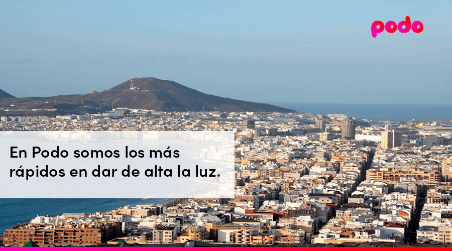 Cómo dar de alta la luz en Las Palmas de Gran CanariaCómo dar de alta la luz en Las Palmas de Gran Canaria