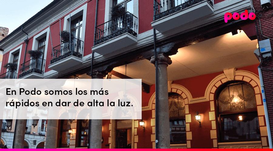 Dar de alta la luz rápido en Palencia