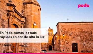 Dar alta luz rápido en Cáceres
