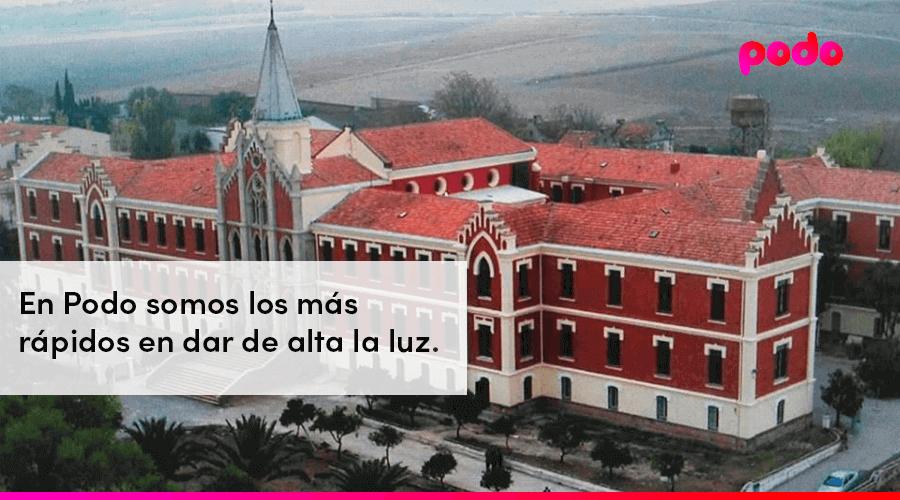 Dar de alta la luz en Linares