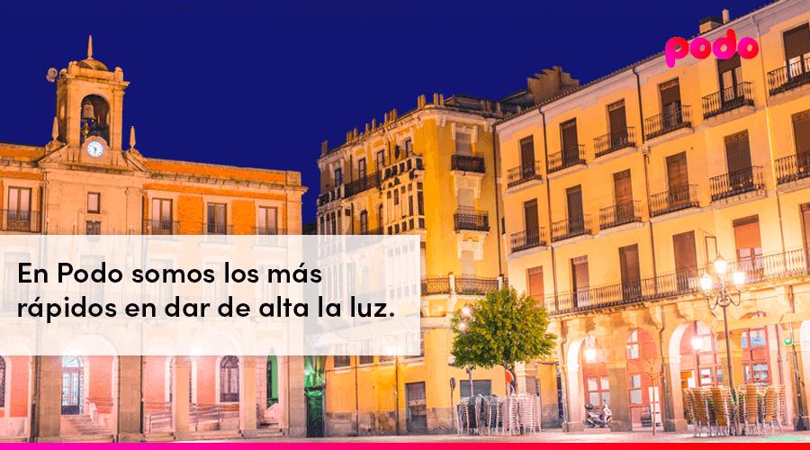 Dar de alta la luz rápido en Zamora