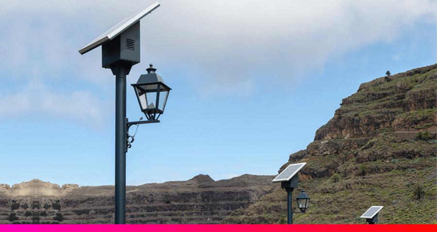 Descubre qué son las farolas solares, la última tendencia en energía solar