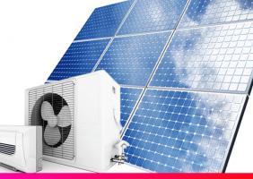 ¿Podemos ahorrar si utilizamos placas solares para nuestro aparato de aire acondicionado?