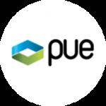 logotipo PUE