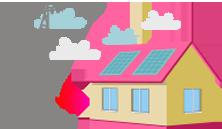 Vertido de energía fotovoltaica a la red eléctrica - Podo