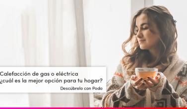 Gas o electricidad: ¿cuál es la mejor opción?