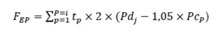 formula tarifa 3.0TD